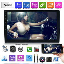 """10.1"""" 2DIN Car Stereo Android 9.1 Player Link Wifi GPS HD&Wifi Rear Camera Part"""