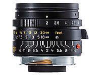 Kamera-Objektive mit manuellem Fokus für Leica M-Anschluss und 28mm Brennweite