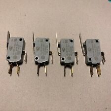 Air Flow Switches (x4) #487189705 for Wascomat Td3030 dryers [used]