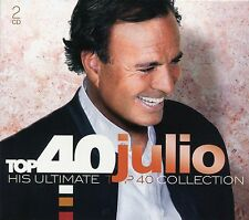 Julio Iglesias : His Ultimate Top 40 Collection (2 CD)
