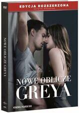 Nowe Oblicze Greya DVD Szybka Wysyłka Z Polski