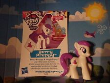 My Little Pony Friendship is Magic wave 19 Berry Preppy mini blind bag Loose