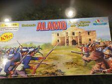 Vintage Authentic Alamo Action Figures And Playset Plus Travis Letter & More