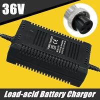 Dc 36V 1.8A Bleisäure Batterie Ladegerät Aufladung für Elektrisch Fahrrad