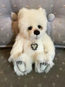 Charlie Bears TIC TAC 2016 Minimo Collection FREE US SHIP * So Cute