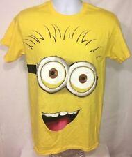 Men's Despicable Me Yellow Short Sleeve (S) T-Shirt