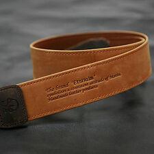MATIN D-SLR RF Mirrorless Camera Leather Neck Shoulder Strap Vintage-30[L.Brown]
