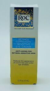 Roc Retinol Correxion Sensitive Eye Cream-Anti-Aging-Sensitive Eye Cream-0.5 oz