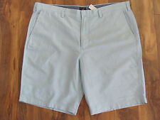 "J.Crew Oxford Club 10 1/2"" Inseam Shorts- Dusty Aqua- Size 40 - NWT $64.50"