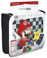 Sacoche(((  Mario Noir ))) Nintendo 3DS,XL,2Ds,New 3DS,Xl Officiel Neuf en Stock