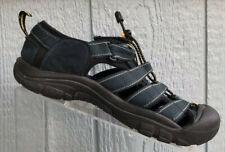 Big Kids Keen Blue Suede Sport Waterproof Sandals Shoes Size US 6