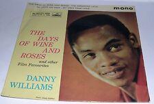 "Danny Williams The Days Of Wine & Roses  EP 7""(MONO 4-TRACK 1963)RARE PIC COVER."