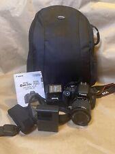 Canon Rebel Eos Rebel T6i Digital Slr Camera Wifi Lens Ef-S 18-55 w/ Accessories