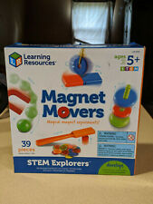 Learning Resources Magnet Movers Stem Explorers Set-