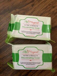 Skin Magical Extra Strength Rejuvenating Soap(set1)New LOOK!
