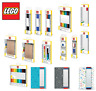 Oficial Lego Premium Material Escolar Oficina Trabajo Armables Ladrillos Juguete