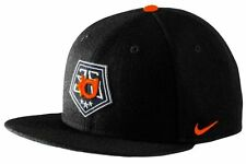 NEW MENS HAT NIKE TRUE KEVIN DURANT STAR BILL SNAPBACK CAP BLACK ORANGE