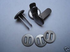 German WWII helmet split-pins