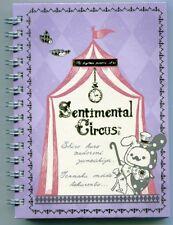 San-X Sentimental Circus Spiral Notebook Memo #15