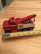 CLASSIC DIECAST MATCHBOX LESNEY NO.71 ESSO FORD HEAVY WRECK TRUCK 1968 VNM