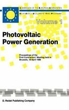 Photovoltaic Power Generation (Solar Energy and Development)-ExLibrary