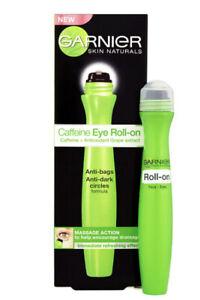 Garnier Skin Naturals Caffeine Under Eye Roll On - Anti Dark Circles - 15ml