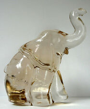 Imperial Glass Heisey Animal ALIG Light Pink (RARE) Elephant ~ ONLY 25 MADE