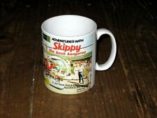 Adventures with Skippy the bush Kangaroo Advert MUG