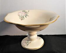 Lenox Serenade Footed Round Compote/Candy Dish
