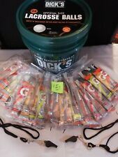 Lacrosse Game Day Package 24 Balls 2 Whistles 45 Instant Gatorade Packs