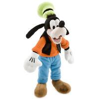 "Disney Mickey Mouse Clubhouse Goofy Soft 8"" Toy Original Disney Hologram NEW"