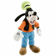 "Disney Mickey Mouse Clubhouse Goofy Soft 8"" Toy Original Disney Hologram NEW"