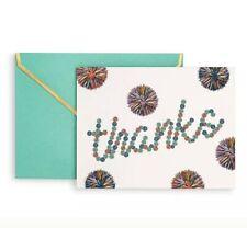 Vera Bradley Summer Vibes Thank You Note Card Set