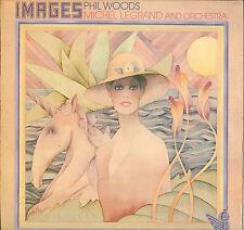"PHIL WOODS / MICHEL LEGRAND ""IMAGES"" JAZZ LP RCA VICTOR BGL1-1027"