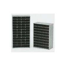 1 x Raaco 48 Drawer Antistatic Cabinet, Enamelled Steel, 48 Drawer Storage ESD