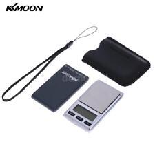100g/0.01g 500/0.1g Pocket Diamond Digital Jewelry Gram Balance Weigh Scale E5Z3
