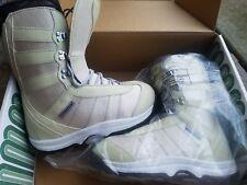 Morrow Wildflower snowboard boots size 9 women's