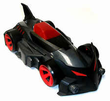 "DC Comics BATMAN Futurtistic Style BATMOBILE for use with 4-5"" figure, VERY NICE"