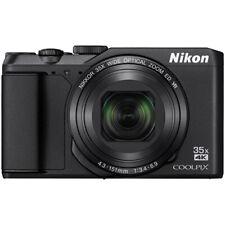 Nikon COOLPIX A900 20MP HD Digital Camera w/ 35x Opt. Zoom & Wi-Fi - Black