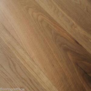 Oiled Finish Engineered Oak Flooring Wide Boards 15mmx3mmx180mm Click Lock