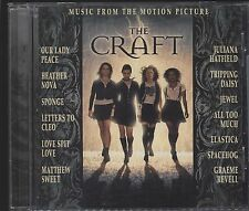 Craft Soundtrack CD