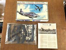 Vintage ESCI Plastic Model Kit G91 PAN FRECCE TRICOLORI-  1/48 - SEALED CONTENTS