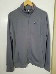 1 NWT UNDER ARMOUR WOMEN'S JACKET, SIZE: X-LARGE, COLOR: GRAY (J110)