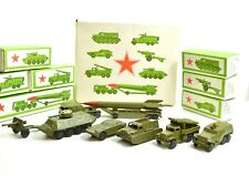 RUSSIAN MILITARY DIECAST GIFT SET