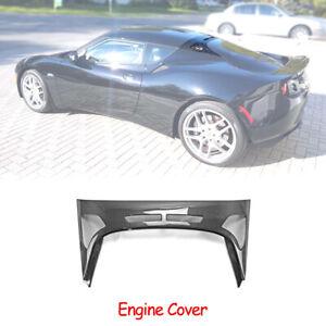 For Lotus Evora OE Carbon Fiber engine bay sail panel Exterior kits