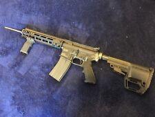 KWA/ LM4 Gas Blowback Airsoft Rifle (Custom)