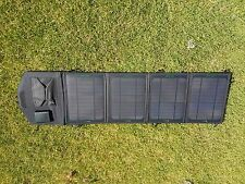 Portable Folding Solar Panel USB Charger for phone tablet camera laptop 26 Watt