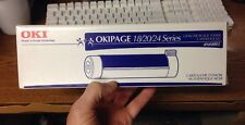 Oki Okipage 18/20 /24 Series - Type 7 Black Toner Cartridge - 40468801