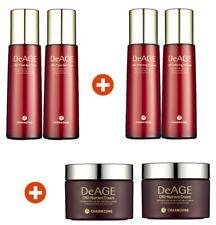 Charmzone DeAge Crd Skin Care Set Anti-Wrinkle Moisturizing Korean Cosmetic