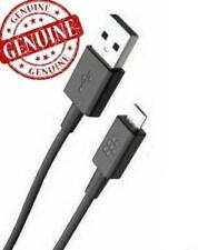 100% Genuine BlackBerry Priv Classic Z30 Q20 Micro USB Charger Data Cable Lead